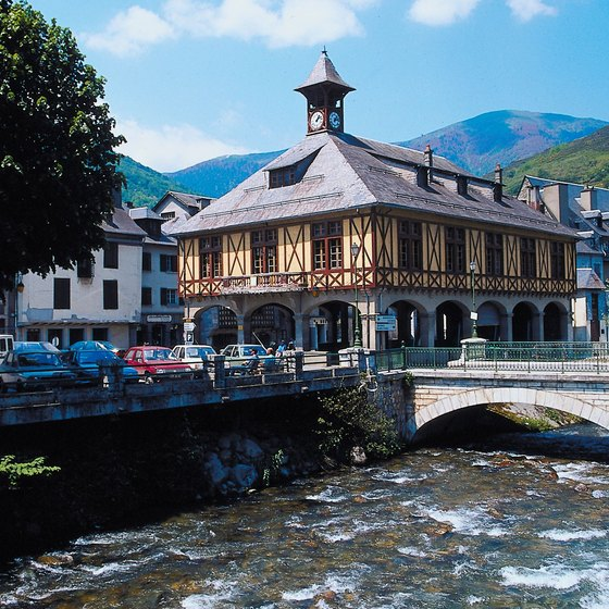 The Pyrenees are famous for quaint towns and dramatic mountains.
