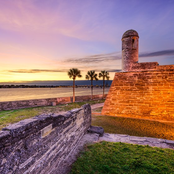 St. Augustine Bike Trails