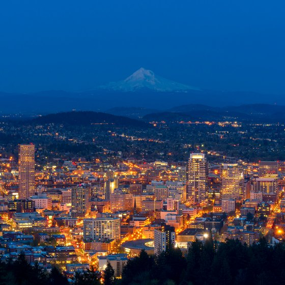 Things to Do During the Evening in Portland, Oregon