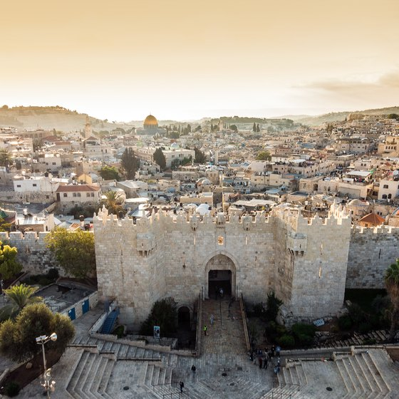 How to Travel to Jerusalem, Israel