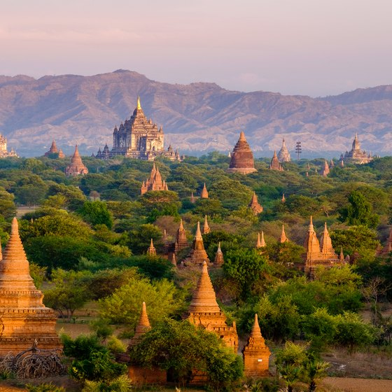 How to Get a Visa for Myanmar