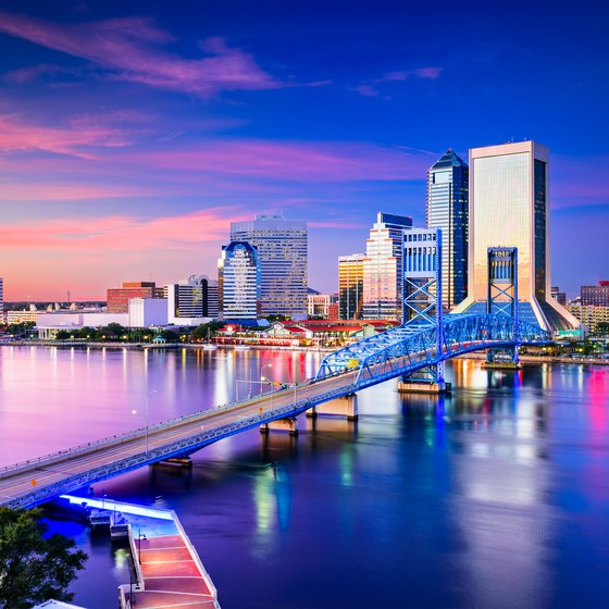Romantic Getaway Ideas in Jacksonville, Florida
