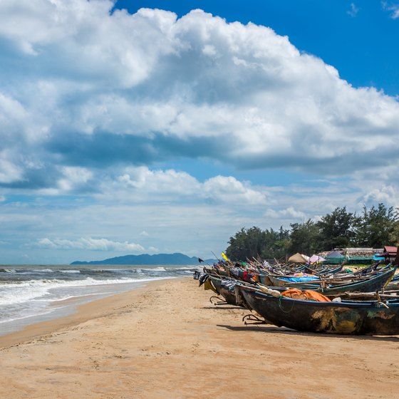 The Best Tourist Beaches in Vung Tau, Vietnam