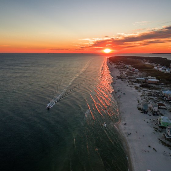 Where to Stay in Orange Beach AL