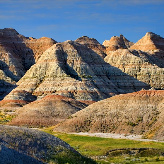 Five Things to See at the Badlands