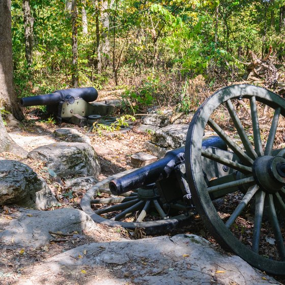 Civil War Attractions in Nashville Tennessee