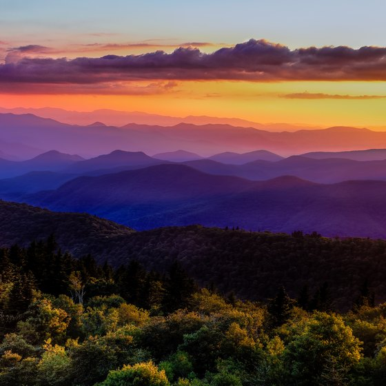 What Are the Most Visited Landforms in Virginia