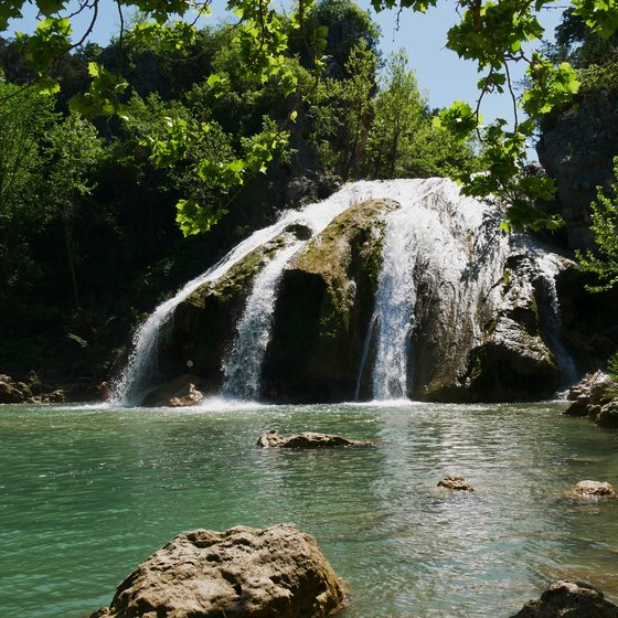 Things to Do at Turner Falls Park