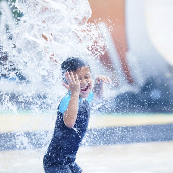 Indoor Water Parks Nearest to Des Moines, Iowa