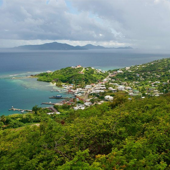 Climate of St. Vincent & the Grenadines