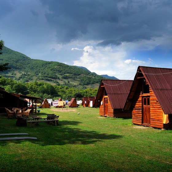 Top East Coast Cabin and Camping Vacations