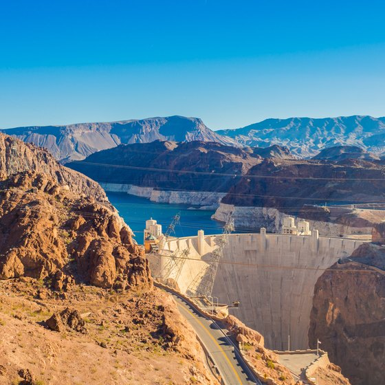 The Best Places to Take Pictures of Hoover Dam