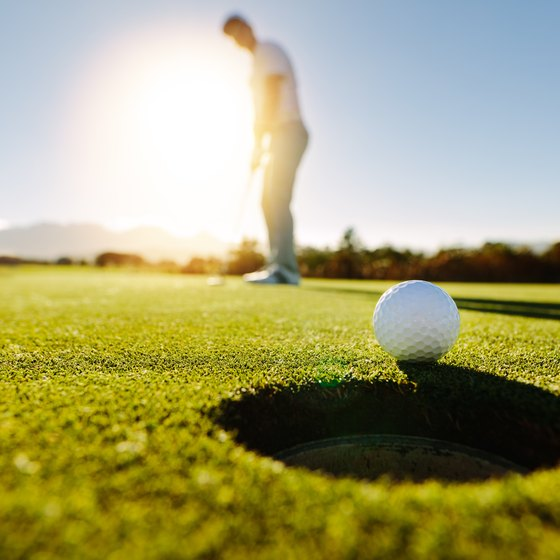 Public Golf Courses in Ft. Lauderdale, Florida