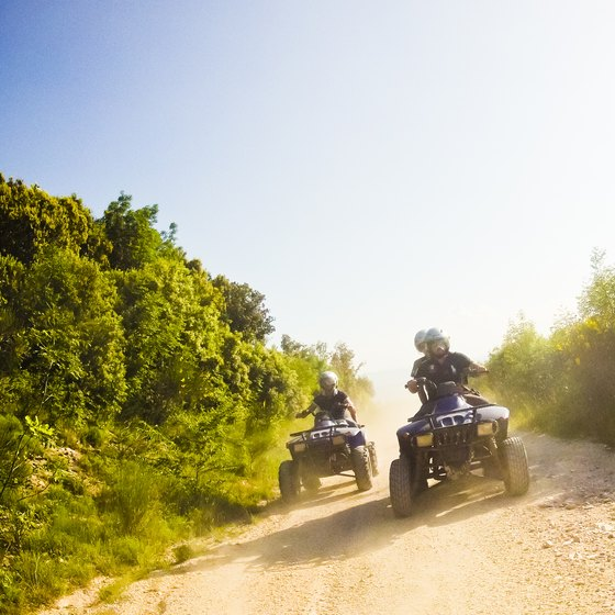 ATV Riding Parks in New Jersey