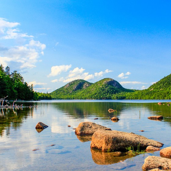 How to Camp in Acadia National Park in Maine