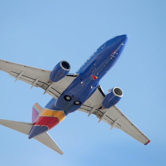 What Kind of Planes Does Southwest Airlines Fly? | USA Today