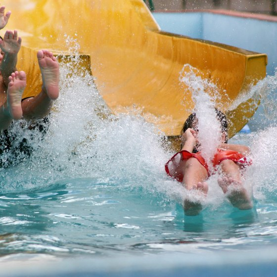 List of Water Parks Near Duluth, Georgia