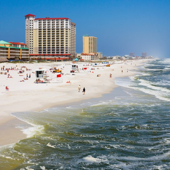 Casino Bus Tours to Biloxi, MS, From Pensacola, FL