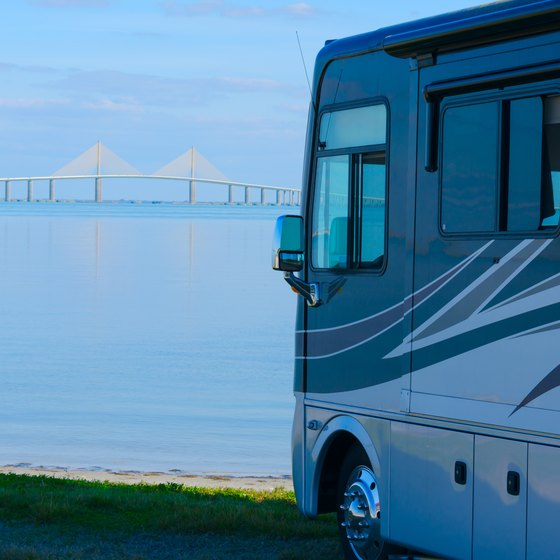 Waterfront RV Parks in Florida
