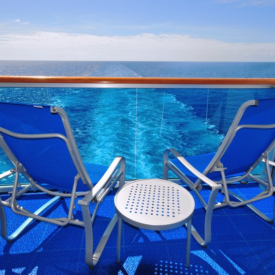 What Is a Balcony Room Like on a Cruise Ship