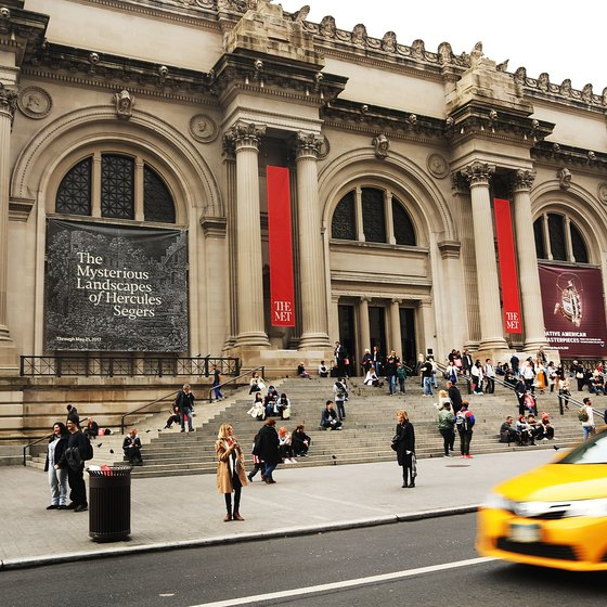 Facts About the Metropolitan Museum of Art