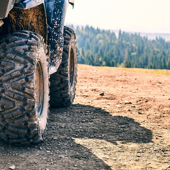 Places to Ride Four Wheelers in Oklahoma