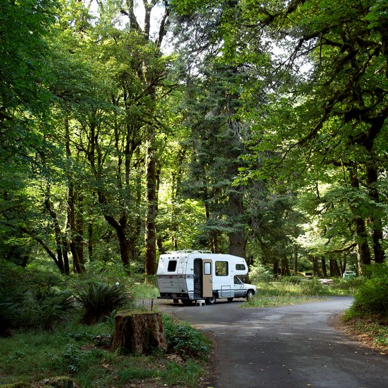 RV Parks in Maryland, D.C. & Northern Virginia