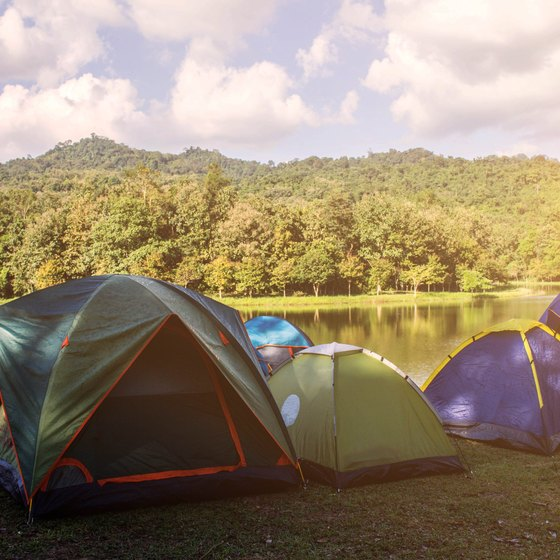 Campsites Close to Ocoee, TN