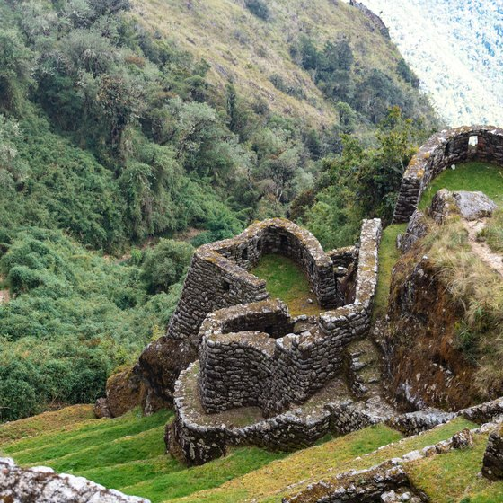 How to Train to Hike the Inca Trail