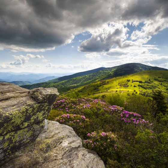 Physical Characteristics of the Appalachian Mountains