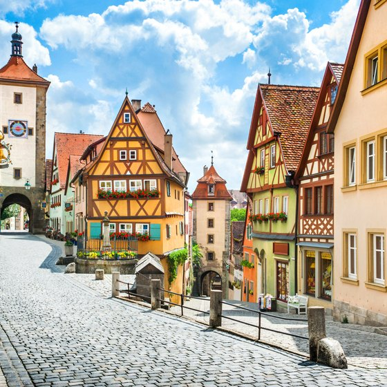 Things to Bring to a Vacation in Germany