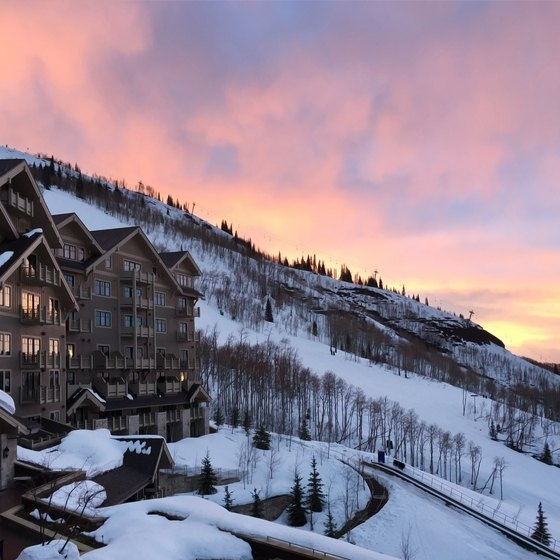 How Do Ski Resorts Affect the Environment
