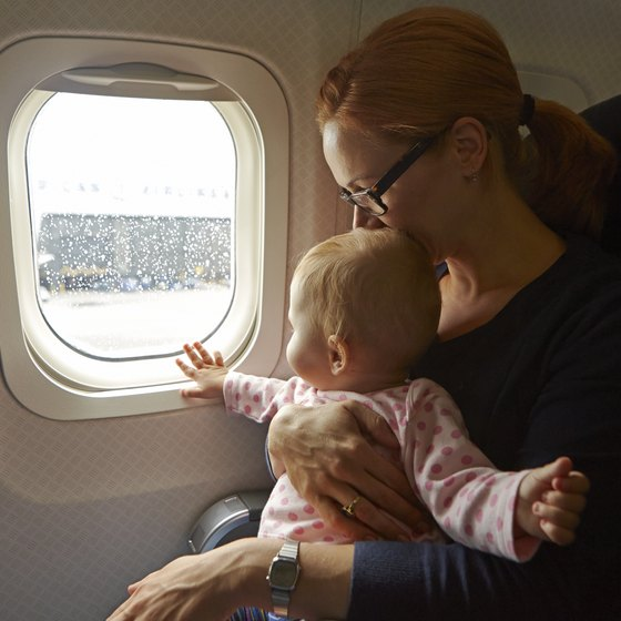 Air Travel With a Newborn