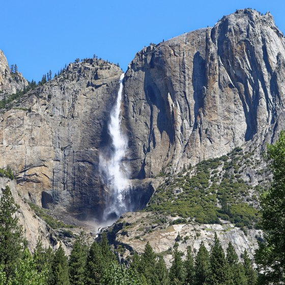 Facts About Yosemite Park