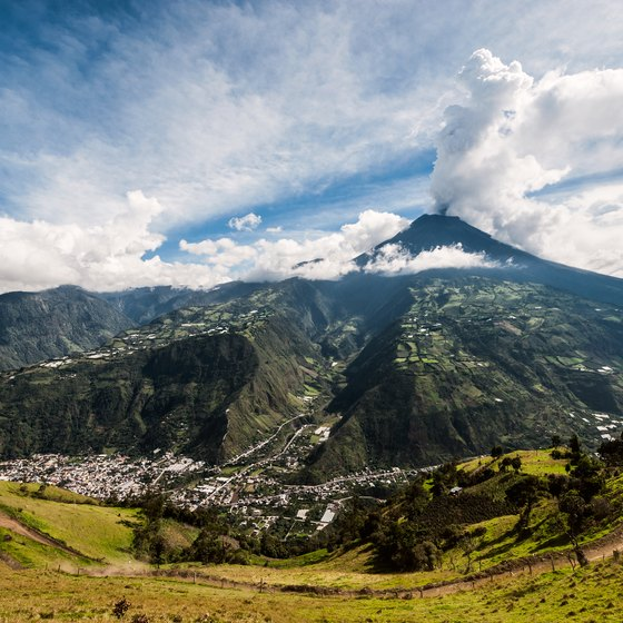 Ecuador Travel Warnings