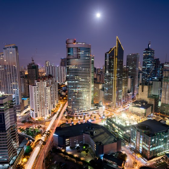 Nightlife in Makati, Philippines