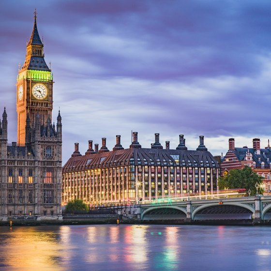The Best Time to Travel to London, England