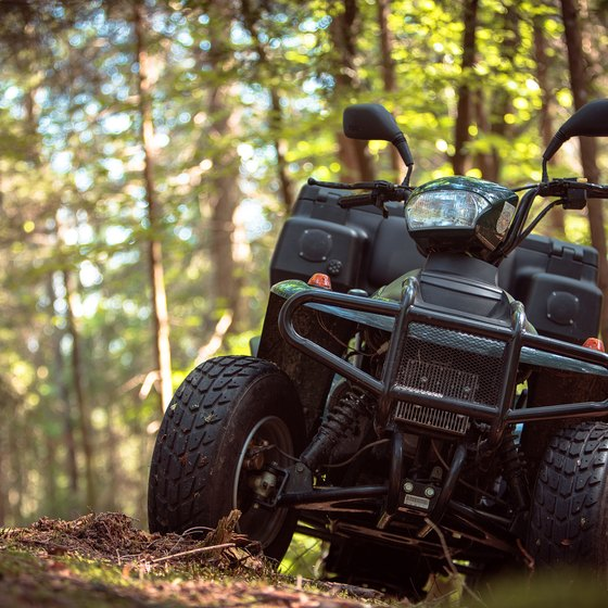 ATV Rules for Ohio Trails