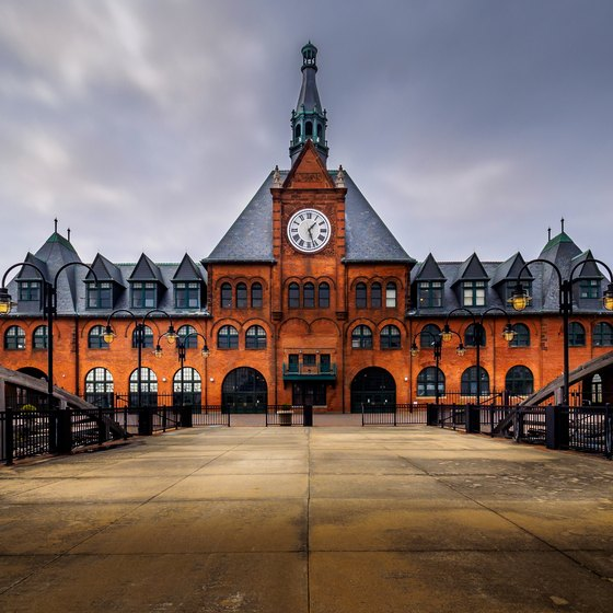 Four Facts About Ellis Island in New York
