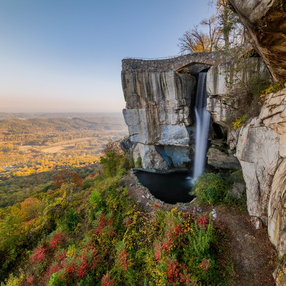Weekend Getaways in Tennessee and North Carolina