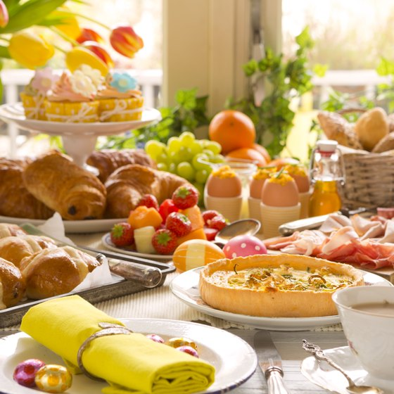 Hotels Serving Easter Brunch in Denver