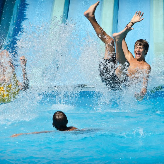 Indoor Water Parks Nearest to Lincoln, Nebraska