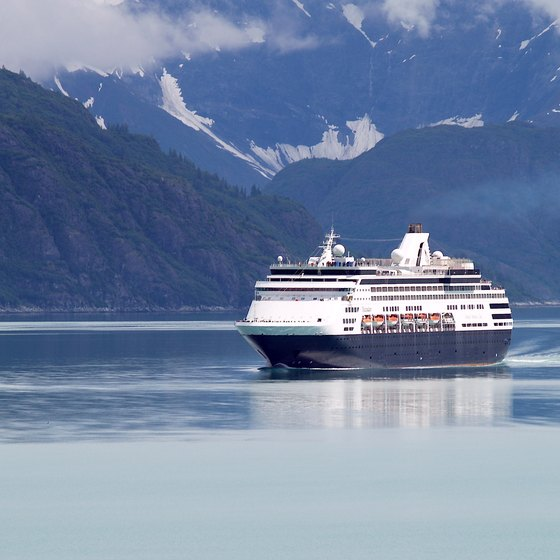 Alaskan Wedding Cruises