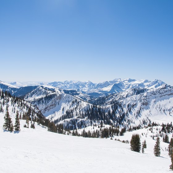List of Utah Ski Resorts