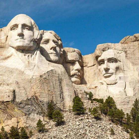 Famous Granite Monuments | USA Today