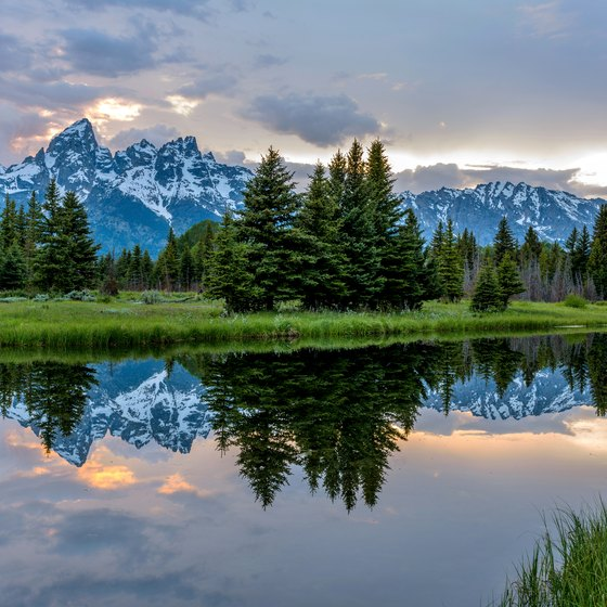 RV Parks Near Grand Teton National Park