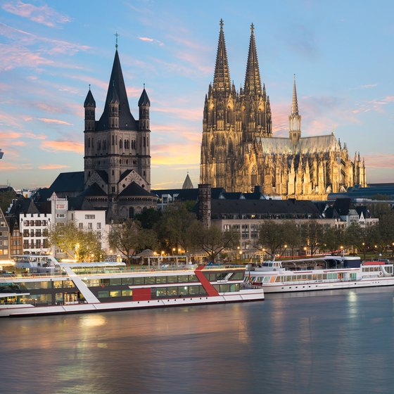 A Four-Day Rhine River Cruise