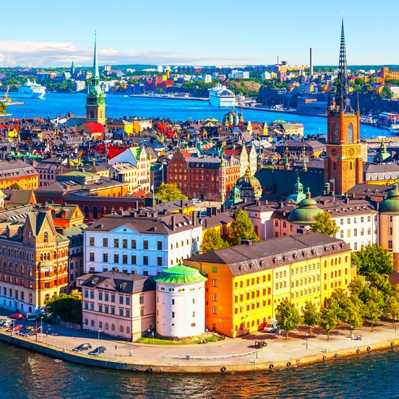 How to Get a Visa for Sweden | USA Today