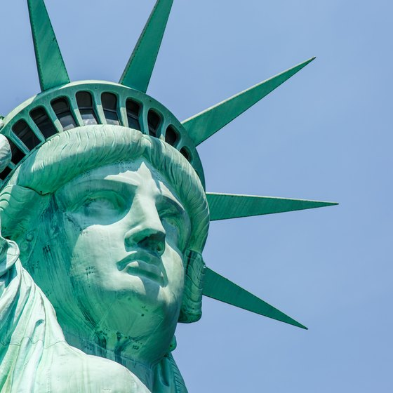 What Not to Bring To See the Statue of Liberty