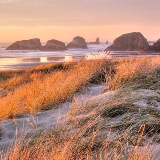 Five Important Landforms of Oregon